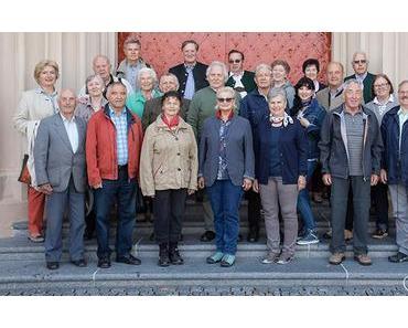 3-tägiges Maturatreffen nach 52 Jahren in Mariazell