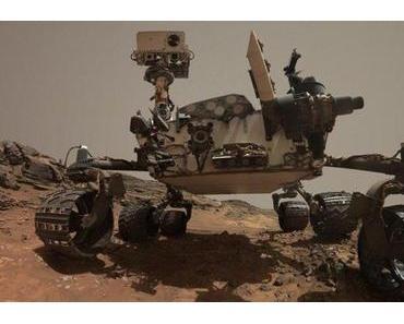 Leben auf dem Mars: Fake News jetzt auch von der NASA
