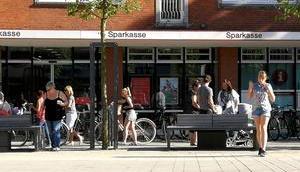 Sparkasse Markt Lüdinghausen schließt Juni