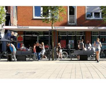 Die Sparkasse am Markt Lüdinghausen schließt am 21. Juni