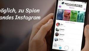 möglich, Spion jemandes Instagram Konto?