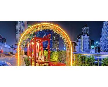 Die 7 besten Rooftop Bars/Restaurants in Bangkok