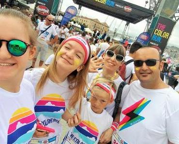 Dolce Vita: Color Run – auf zum bunten Plauschrennen!