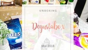 Degustabox 2018 unboxing