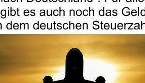 Großfamilie will wieder nach Deutschland zurück erneut Asyl beantragen, alles Merkel-Land möglich