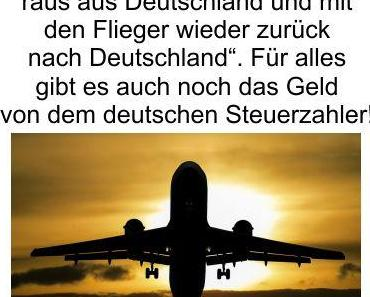 Die Großfamilie von Ali B. will wieder nach Deutschland zurück um erneut Asyl zu beantragen, alles ist im Merkel-Land möglich