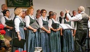 Liedertafel Gußwerk Konzertabend 2018 Fotobericht