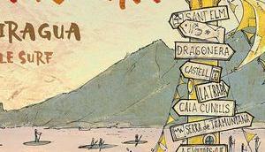 Volta Dragonera Piragua Paddle Surf