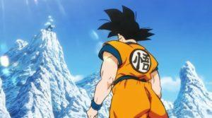Neue Charakterdesigns Dragonball Super-Film enthüllt
