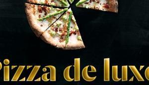 Kuchbuch: Pizza Luxe Stefano Manfredi