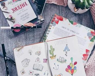 Gestalte dein Journal mit der Bullet - Methode von Jasmin Arensmeier