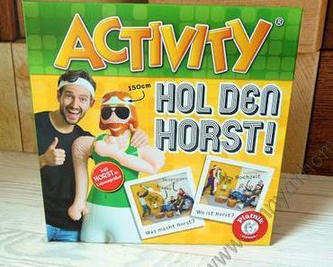 Mit hol den Horst wird jeder Spiele Abend total lustig #Activity #Spiele #Spassig