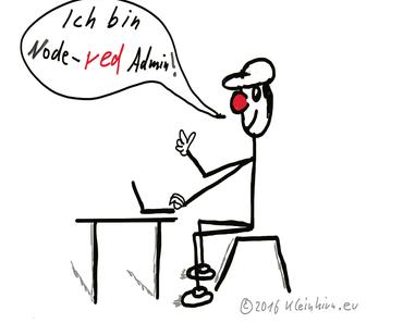 Raspberry Pi: 0.18.7: Maintenance Release update für NodeRED vor ein paar Wochen erschienen, jetzt aber mal updaten …