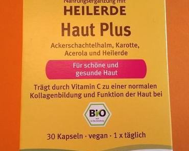 [Werbung] Luvos Heilerde Haut Plus Kapseln