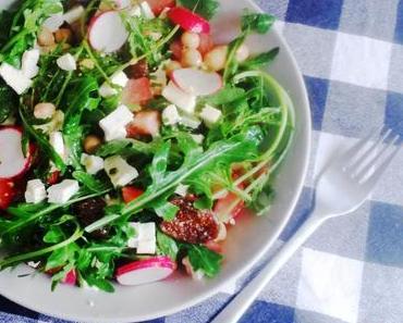 Sommersalat [vegetarisch]