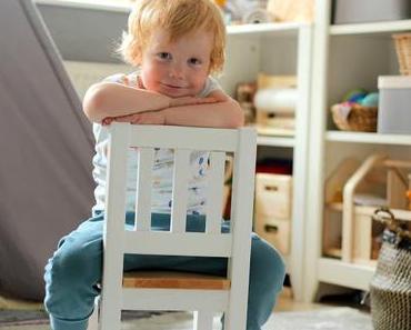 Neues im Kinderzimmer - Kindersitzgruppe AMY von BOMI +Verlosung