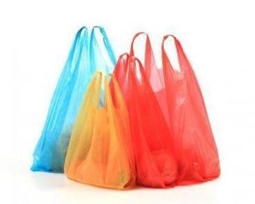 Plastiktüten in allen Geschäften ab 1. Juli kostenpflichtig