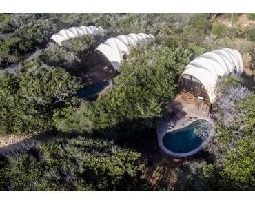 Der Looper: Wildnis-Zelten mit Komfort und Stil