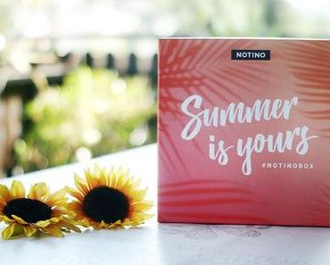 [Unboxing] NOTINO Summer Box
