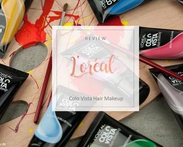 L'Oreal - Colovista Hair Make-up