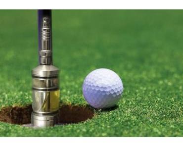 Golfen und Dampfen – Umfrageergebnis