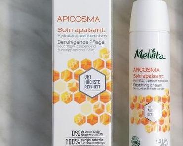 [Werbung] Melvita Apicosma Beruhigende Pflege UHT + Primer & Base Inventur 2018 :)