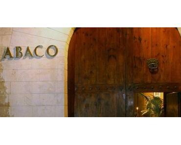 Sollte man gesehen haben, bevor sie schliesst: Bar Abaco