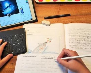 Digitalisierte Schule: Arbeiten und lernen mit Tablets