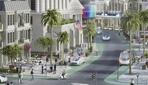 Daimler Bosch autonome Taxis Kalifornien