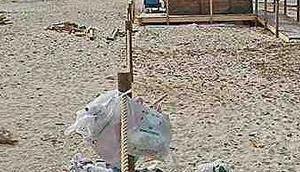 Regierung stellt fünf Leute ein, Sauberkeit Trenc gewährleisten