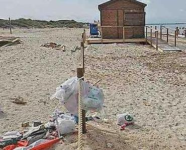 Die Regierung stellt fünf Leute ein, um die Sauberkeit von es Trenc zu gewährleisten