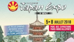 Mord nach Japan Expo Paris