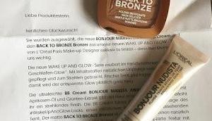 L'Oréal Produkttest