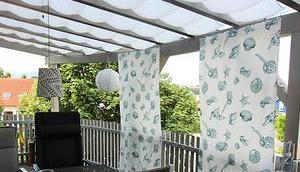 Sonnensegel Balkonbeschattung Teil Drahtseilkonstruktion