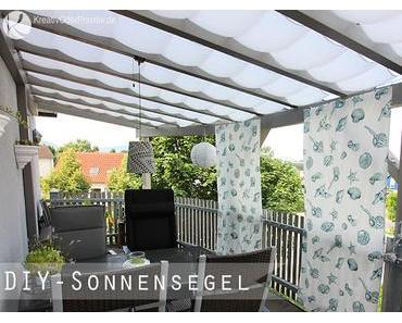 Sonnensegel Balkonbeschattung – Teil 1: Drahtseilkonstruktion