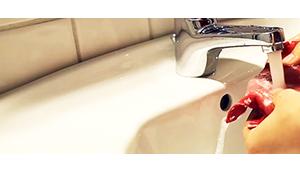 einfache Tipps, deine Stoffbinde reinigen