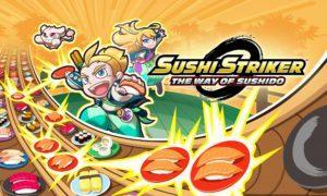 Review Sushi Striker: Sushido Nintendo Switch