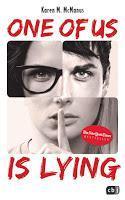 Rezension: On of us is lying - Karen McManus