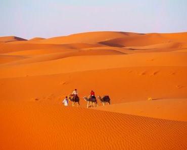 Marokko (2/2): von der Sahara nach Essaouira