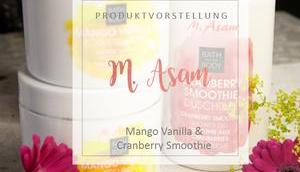 Asam Mango Vanille Cranberry Smoothie