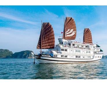 08 Luxus Halong Bucht Kreuzfahrt für Ihren Traumurlaub