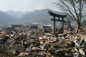 wackligem Boden: Japan Erdbebenproblem