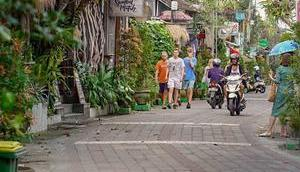 Indo-Quickie Teil Ubud Bali