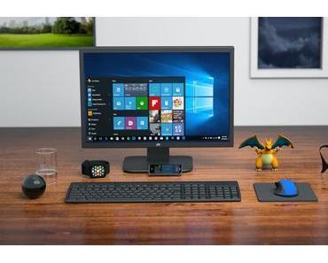 Computer, das Wesentliche auf einer Seite
