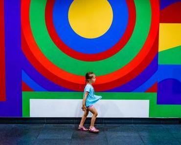 U-Bahn: Singapur MRT mit Kindern
