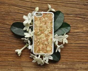 Die erste duftende Handyhülle aus Naturmaterialien