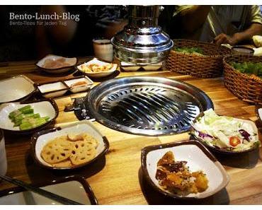 Korean Barbecue - Grillen nach koreanischer Art