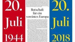 Für ein vereintes Europa