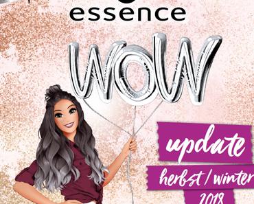essence Update Herbst/Winter 2018