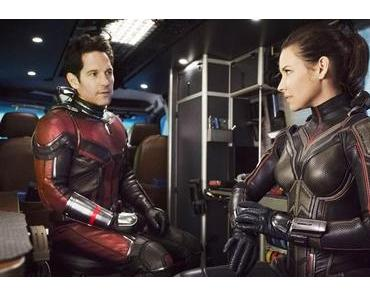 Ant-Man and The Wasp startet in den deutschen Kinos